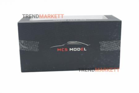 Металлическая машинка «MC5 MODEL Белый минивэн»