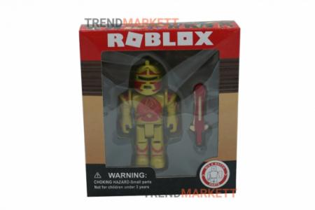 Фигурка Roblox (Роблокс) - Redcliff Elite Commander