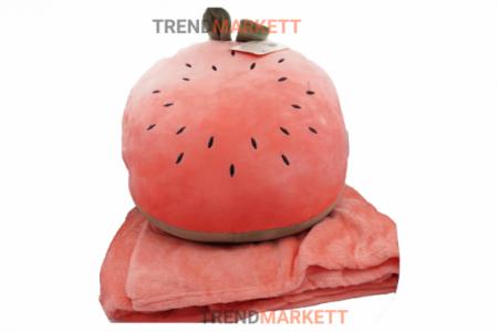 Игрушка-подушка «Арбуз 3 в 1»