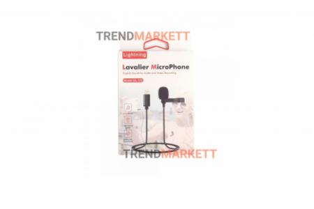 Всенаправленный петличный микрофон Lavalier GL-120