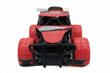 Машина «GALLOP BEAST OFF-ROAD» красная