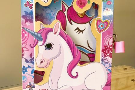 Блокнот с замком «Pony»